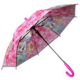 E plus M Dievčenské dáždnik Paw Patrol - ružový