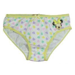 E plus M Dievčenské nohavičky Minnie - žlté