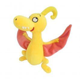 Bonaparte Štopík - plyšový dinosaurus