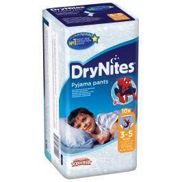 Huggies DryNites nohavičkové plienky pre chlapcov 3-5 rokov (16-23kg), 10ks