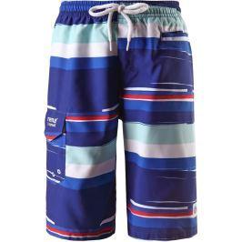 Reima Chlapčenské plavky ku kolenám Sea s UV ochranou 50+ - farebné