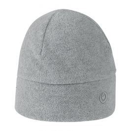 Brekka Chlapčenská fleecová čiapka - šedá