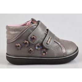 Primigi Dievčenské celoročné členkové topánky - šedé