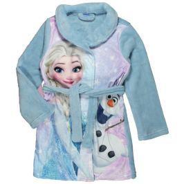 E plus M Dievčenský župan Frozen - modrý