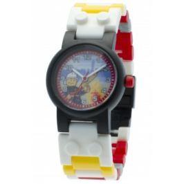 LEGO® Watch & Clock Chlapčenské hodinky City Fireman - farebné