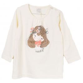 Venere Dievčenská tunika Sweetest fashion - béžová