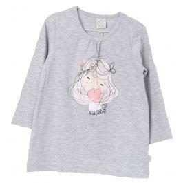 Venere Dievčenské tunika Sweetest fashion - béžová