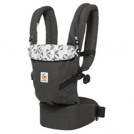 Ergobaby Nosítko Adapt, Graphic Grey
