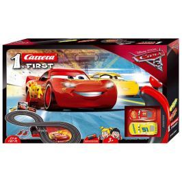 Carrera Autodráha FIRST - 63010 Disney Cars 3