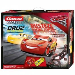 Carrera Autodráha GO 62417 Cars 3 - Racing Center