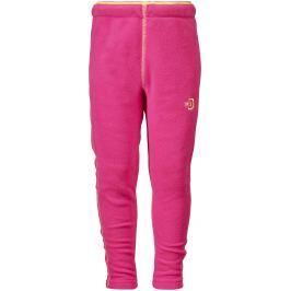 Didriksons1913 Dievčenské fleecové nohavice Monte - ružové