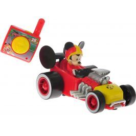 Mikro hračky Mickey Mouse R / C pretekárska formula, 13 cm