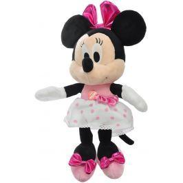 Mikro hračky Minnie plyšová prekekárska fanynka 30 cm