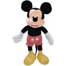 Mikro hračky Mickey Mouse trblietavý plyšový 40 cm