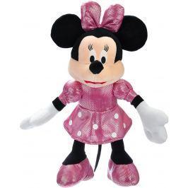 Mikro hračky Minnie trblietavá plyšová 40 cm