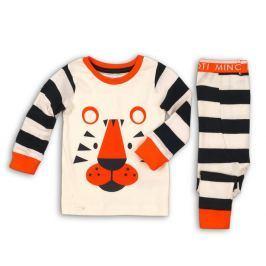 Minoti Chlapčenské pyžamo Tiger Night - farebné