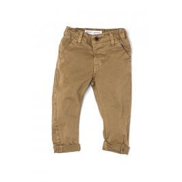 Minoti Chlapčenské nohavice Chino Posh - hnedá