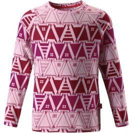 Reima Dievčenské funkčné tričko Tiptoe - ružové