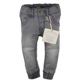 Dirkje Dievčenské riflové nohavice - šedé