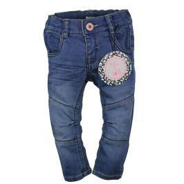 Dirkje Dievčenské riflové nohavice Piece - modré
