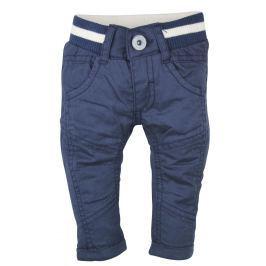 Dirkje Chlapčenské plátené nohavice - modré