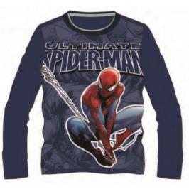 Disney by Arnetta Chlapčenské tričko Spiderman - tmavo modré