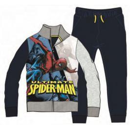 Disney by Arnetta Chlapčenská tepláková súprava Spiderman - modrá