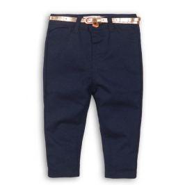 Minoti Dievčenské nohavice s opaskom Odyssey - modré
