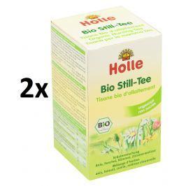 Holle BIO čaj pre dojčiace mamičky 2 × 30g