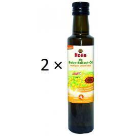 Holle BIO detský olej 2 × 250ml