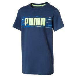 Puma Chlapčenské tričko Hero - modré