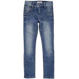Name it Chlapčenské jeansové nohavice - modré
