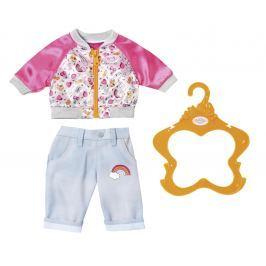 BABY born® Bunda a nohavice ružová bunda