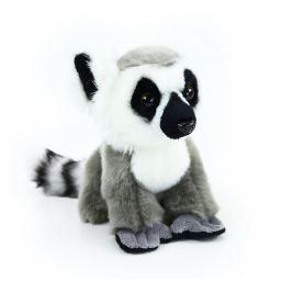 Rappa Plyšový lemur sediaci, 18 cm