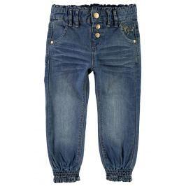Name it Dievčenské jeansové nohavice - modré