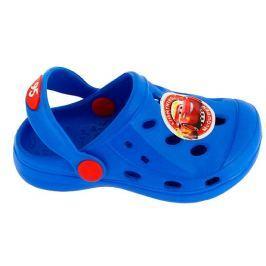 Disney by Arnetta Chlapčenské sandále Cars - modré
