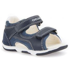 Geox Chlapčenské sandále Tapuz - modré