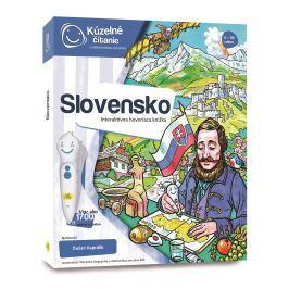 Albi KÚZELNÉ ČÍTANIE Kniha Slovenská republika SK
