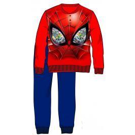 Disney by Arnetta Chlapčenské pyžamo Spiderman - červené