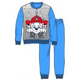Disney by Arnetta Chlapčenské pyžamo Paw Patrol - modro-šedé