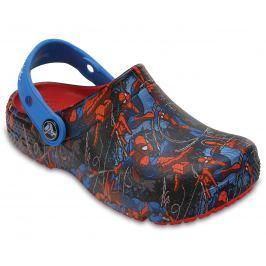 Crocs Chlapčenské sandále Spiderman - farebné