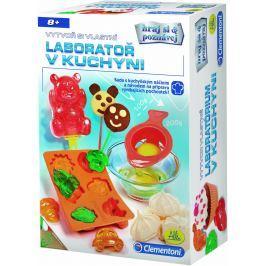 Albi Minisada Laboratórium v kuchyni
