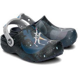 Crocs Chlapčenské sandále Star Wars - tmavo modré