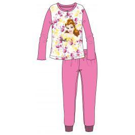 Disney by Arnetta Dievčenské pyžamo Princess Disney - ružové