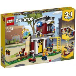 LEGO® Creator 31081 Dom skejbortistov