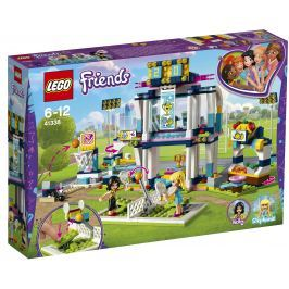 LEGO® Friends 41338 Stephanie v športovej aréne
