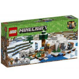 LEGO® Minecraft 21142 Iglu za polárnym kruhom