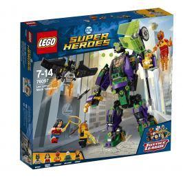 LEGO® Super Heroes 76097 Lex Luthor ™ a zničenie robota