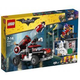 LEGO® Batman Movie 70921 Harley Quinn ™ a útok delovou guľou