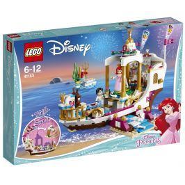 LEGO® Disney Princess 41153 Arielin kráľovský čln na oslavy